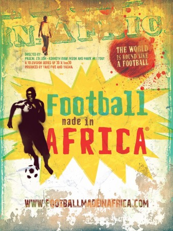 FOOTBALL MADE IN AFRICA