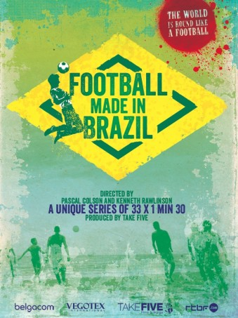 FOOTBALL MADE IN BRAZIL
