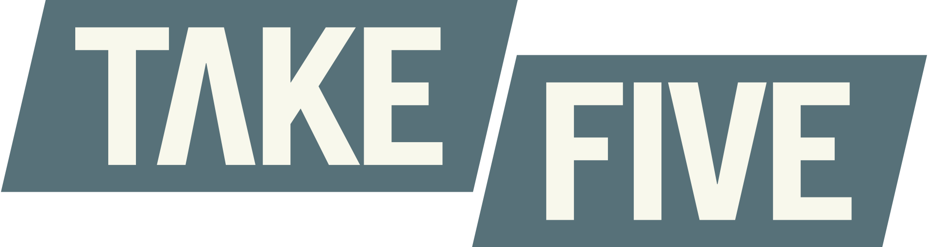 Take-Five films & things